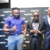 Mocheddah, Ice Prince, Uti, Others Sparks Up 'MTV Meets With MTN'