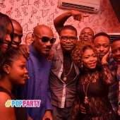 2Face, Jaywon, Solidstar, ChuddyK, Toby Grey,BigName and others lendtheir voices at AfroMusic Pop TV