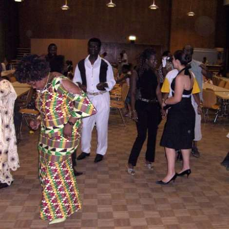 Ghana @ 50 Dinner Dance-Bern Switzerland