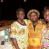 Ghana @ 50 Dinner Dance-Bern Switzerland