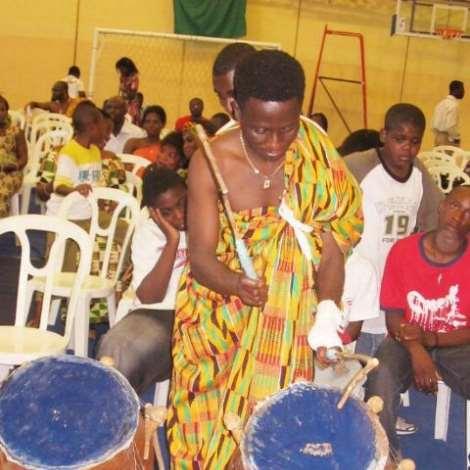 Ghana@50 in Parma, Italy