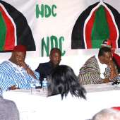 NDC UK & Ireland Chapter Launches 'OPERATION VICTORY-2012' for the General Elections.