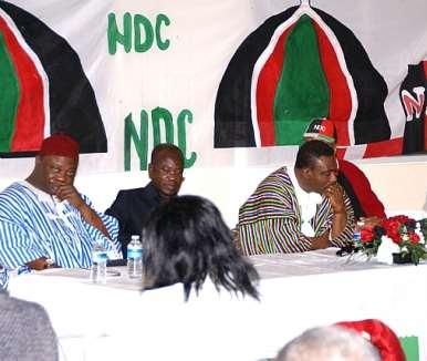 NDCUK  OUTREACH 4 VIC 2012