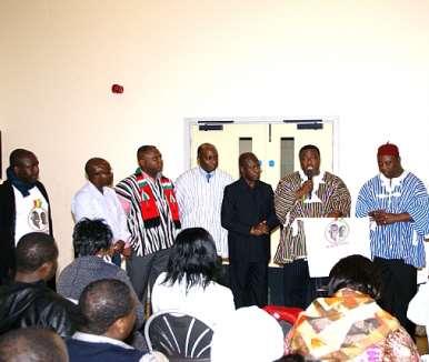 NDCUK CHAIR NII LAUNCHING OPS VIC 2012