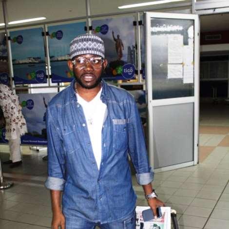 J Martins arrives in Ghana