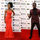 2014 MTV Africa Music Awards red carpet