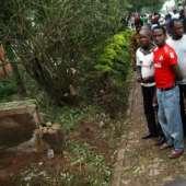 PHOTONEWS: Scene Of Shopping Mall Bombing At Wuse II Abuja