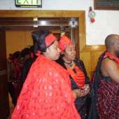 Celebrating the Life of the Late Ga Mantse in UK