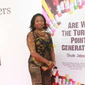 Obiageli Ezekwesili, Pat Utomi, Abike Dabiri, Jim Ovia, Mo Abudu, others step out for the launch of Chude Jideonwo's book 'Are We The Turning Point Generation?