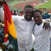 Black Stars vrs Egypt