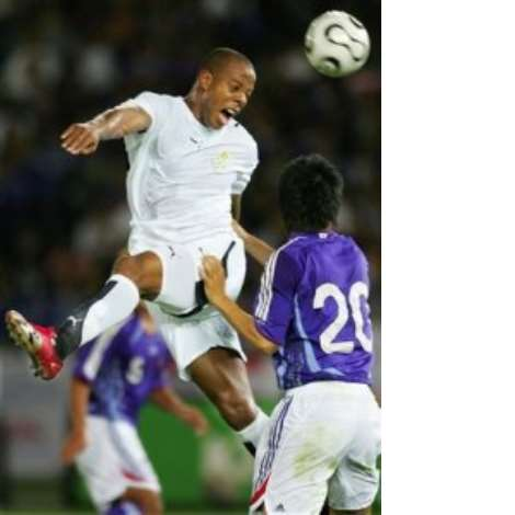 Japan v Ghana Match Pics