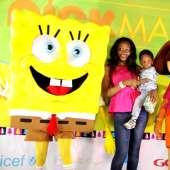 Kids Party With Dora The Explorer And SpongeBob SquarePants To Celebrate Nickmas