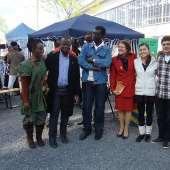 Swiss African Festival Biel-Switzerland  2013