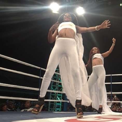 Sala @ Bukom Banku/Ayitey Powers bout