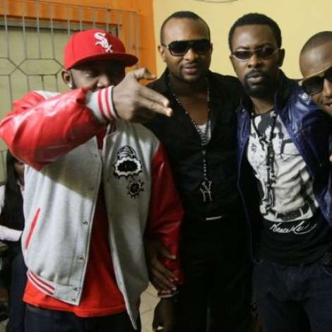 2SHOTS, CHIGOZIE ATUANYA, RUGGEDMAN AND 2KAY(3)