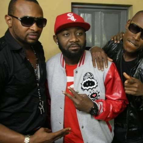 CHIGOZIE ATUANYA, 2SHOTS, 2KAY AND RUGGEDMAN (2)