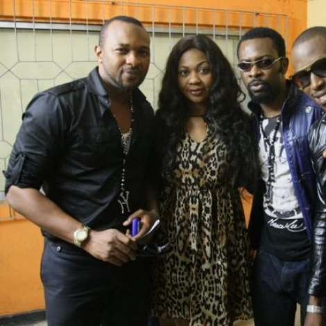 CHIGOZIE ATUANYA, MARY URANTA, RUGGEDMAN AND MR 2KAY