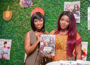 Media And Celebs Party With Glam Africa Magazine And Yvonne Okoro