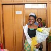 Minister Lauds Rebecca Asamoah For Winning Miss Africa