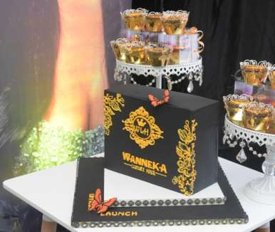 The Cake For Wanneka Super Pack Hair Launch