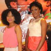 Juliet Ibrahim, Adjetey Anang, Lydia Forson, Zynnell Chichi, Helen Asante Others At Being Mrs. Elliot Premiere
