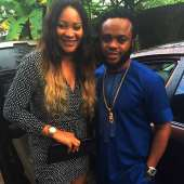 Nollywood Big Shot, Okey Jazzy Engages Lover