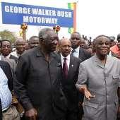 Commssioning of the George Walker Bush Motorway