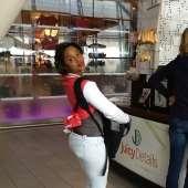 MAHEEDA: Naija Bad Girl Australia Tour Pix