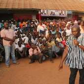 I HAVE NO DOUBT THE PEOPLE OF GHANA WOULD ENDORSE THE POLICIES OF THE NPP ON DECEMBER 7TH  - REGENT OF TOLON DECLARES