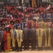 Legon holds congregation