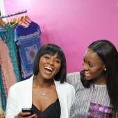 Photos: Genevieve Nnaji, Oluchi Orlandi, Chaliya Shagaya, Tokini Peterside, Steps Out For The Inaugural LPM Africa Fashion Experience