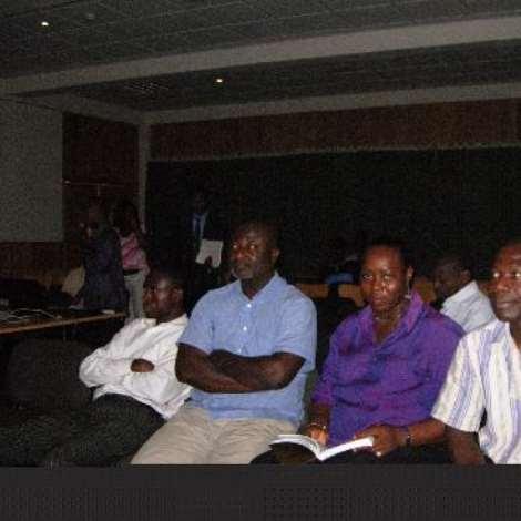GTTG Members at the launching
