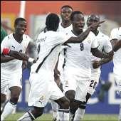 Ghana 2-0 Morocco