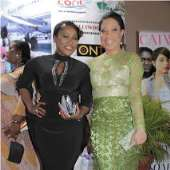 Nollywood Actress/Actor at the Weekend Getaway Movie Premiere