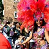 EXOTIC Notting Hill Carnival Photos/ Nigerian Corner