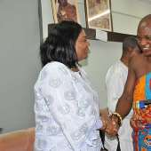 Akufo-Addo meets Volta Regional house of Chiefs on Peace and Unit (
