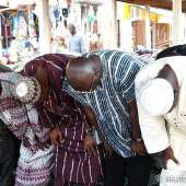 Bawumia Mobbed in Tamale