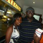 CELEBRITIES DAY OUT AT SILVERBIRD