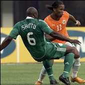 Nigeria 0-1 Ivory Coast