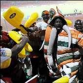 Ivory Coast 1-4 Egypt