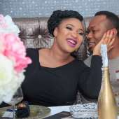 Exclusive Birthday Dinner Photos Of Tonto Dikeh Churchill In Abuja