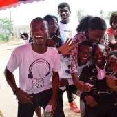 Afia Schwarzenegger Celebrates  Birthday With The Eye Of The Lord Orphanage In Dzamatui, Nsawam