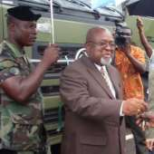 China donates logistics to Ghana Armed Forces