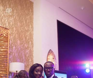 Abrantie The Gentleman With Wife, Chantelle Dapaah