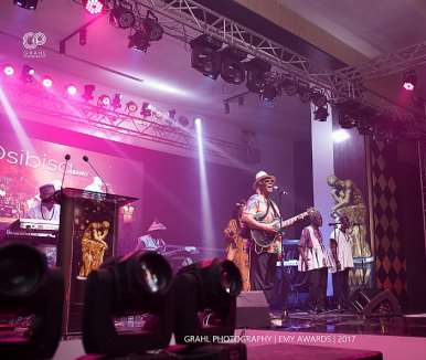Osibisa On Stage