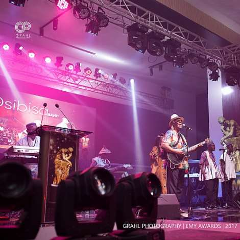 Osibisa On Stage
