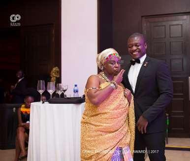 Nana Adwoa Awindor And Lexis Bill