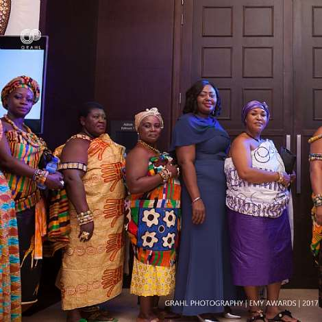 Nana Adwoa Awindor And Queen Mothers