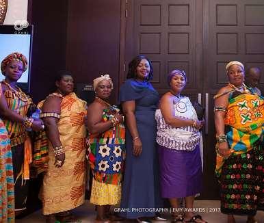 Nana Adwoa Awindor And Queen Mothers