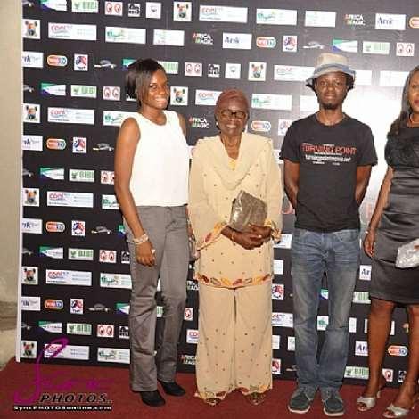 Turning Point Lagos Premiere